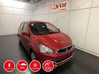 Used 2019 Mitsubishi Mirage ES PLUS - BLUETOOTH - CAMERA DE RECUL for sale in Québec, QC