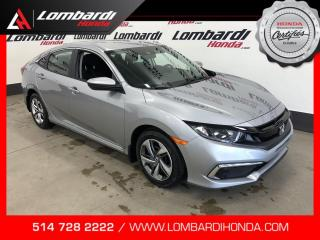 Used 2019 Honda Civic LX|DEMO|GARANTIE 7 ANS/160,000 KM| for sale in Montréal, QC