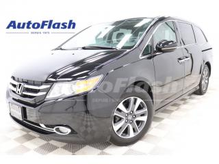 Used 2017 Honda Odyssey Touring *Cuir/Leather *Toit/Roof *DVD *GPS/Camera for sale in St-Hubert, QC