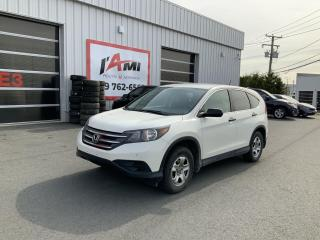 Used 2014 Honda CR-V 2WD 5dr LX for sale in Rouyn-Noranda, QC