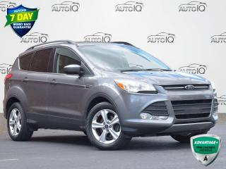 Used 2014 Ford Escape FRONT WHEEL DRIVE | LEATHER | HEATED SEATS | BLUETOOTH | BACKUP CAM | LOW KM for sale in Waterloo, ON