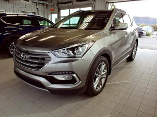 Used 2017 Hyundai Santa Fe Sport AWD 4DR 2.0T LIMITED for sale in Ste-Julie, QC