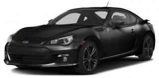 Used 2015 Subaru BRZ Sport-tech for sale in Stouffville, ON
