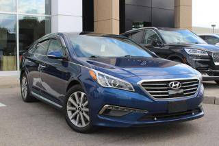 Used 2017 Hyundai Sonata Sport Tech SPORT TECH!! CERTIFIED for sale in Hamilton, ON