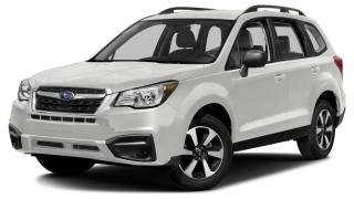 Used 2017 Subaru Forester 2.5i for sale in Owen Sound, ON
