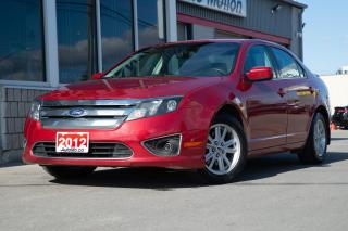 Used 2012 Ford Fusion POWER SEATS GOOD CONDITION for sale in Chatham, ON