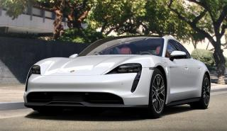 New 2020 Porsche Taycan 4S for sale in Langley City, BC