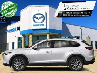 New 2021 Mazda CX-9 GS-L AWD for sale in Steinbach, MB