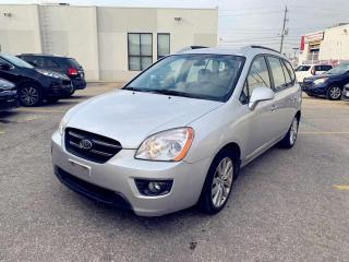 Used 2007 Kia Rondo EX Alloys Heated Seats Keyless Power group  for sale in North York, ON