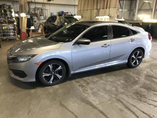 Used 2018 Honda Civic Tourisme CVT for sale in Gatineau, QC