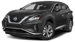 New 2020 Nissan Murano SV *NO CHARGE WINTER READY PKG* for sale in Midland, ON