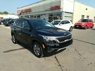 New 2021 Kia Seltos EX for sale in Milton, ON