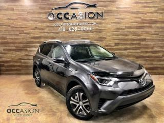 Used 2016 Toyota RAV4 Traction intégrale 4 portes LE for sale in Ste-Brigitte-de-Laval, QC