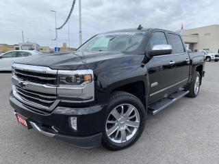 Used 2018 Chevrolet Silverado 1500 5.3L V8 High Country for sale in Carleton Place, ON