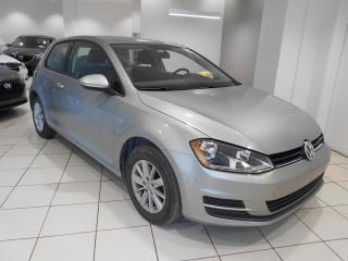 Used 2016 Volkswagen Golf 1.8 TSI ** CAMERA,MAGS,BLUETOOTH,IMBATTA for sale in Montréal, QC