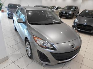 Used 2011 Mazda MAZDA3 SPORT ** MAGS,A/C,TRES BAS KM.37.791 !! for sale in Montréal, QC