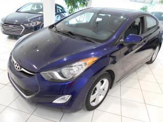 Used 2013 Hyundai Elantra GLS ** BAS KM.TOIT,BLUETOOTH,UN PROPRIO. for sale in Montréal, QC