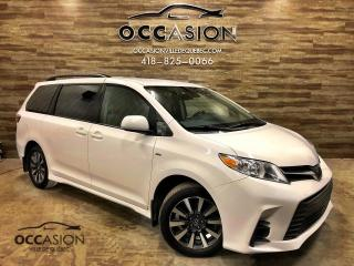 Used 2018 Toyota Sienna LE AWD 7 places 39746KM for sale in Ste-Brigitte-de-Laval, QC