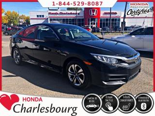 Used 2018 Honda Civic LX**AUTOMTIQUE**GARANTIE GLOBALE** for sale in Charlesbourg, QC
