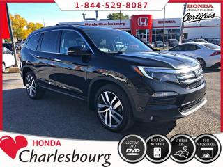 Used 2016 Honda Pilot TOURING AWD** 0 ACCIDENT** for sale in Charlesbourg, QC