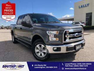 Used 2017 Ford F-150 XLT Navi Reverse cam SiriusXM Bluetooth  for sale in Leamington, ON