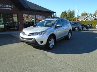 Used 2015 Toyota RAV4 LE for sale in St-Prosper, QC