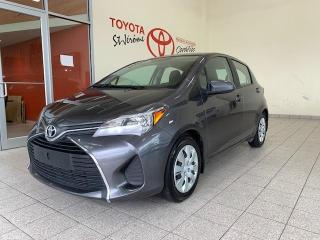Used 2016 Toyota Yaris * AUTOMATIQUE * AIR * 75 000 KM * for sale in Mirabel, QC