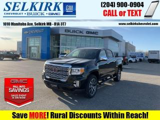 New 2021 GMC Canyon Denali  - Navigation for sale in Selkirk, MB
