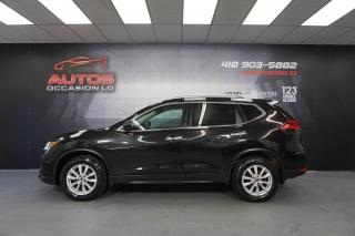 Used 2017 Nissan Rogue AWD SV AUTO TOIT PANO CAMERA BLUETOOTH 53 209 KM for sale in Lévis, QC