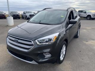 Used 2017 Ford Escape NAVIGATION | AWD | BACK UP CAMERA | POWER LIFT GATE-USED FORD DEALER for sale in Fort Saskatchewan, AB