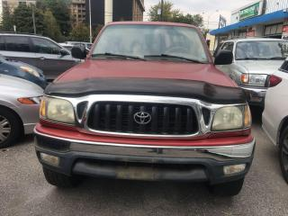 Used 2001 Toyota Tacoma awd for sale in Scarborough, ON
