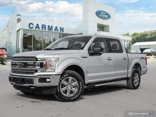 Used 2018 Ford F-150 XLT for sale in Carman, MB