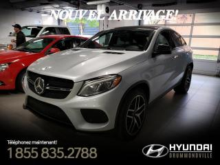 Used 2018 Mercedes-Benz GLE 43 AMG AMG COUPE + GARANTIE + NAVI + RARE + WOW for sale in Drummondville, QC