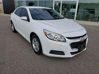 Used 2016 Chevrolet Malibu Limited LT Bluetooth, Cruise, OnStar, Keyless! for sale in Ingersoll, ON