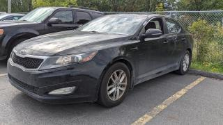 Used 2013 Kia Optima LX for sale in Sorel-Tracy, QC