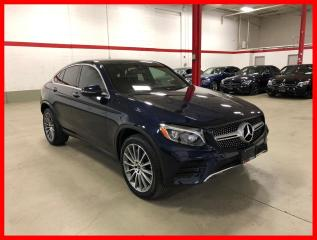 Used 2017 Mercedes-Benz GL-Class GLC300 4MATIC COUPE PREMIUM PLUS SPORT LED for sale in Vaughan, ON