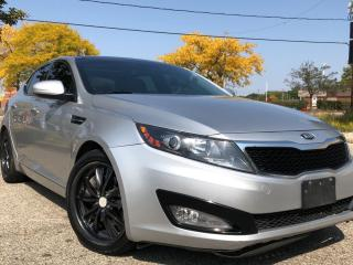 Used 2013 Kia Optima 4dr Sdn Auto EX for sale in Waterloo, ON