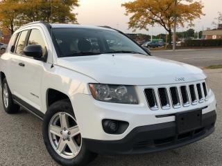 Used 2014 Jeep Compass 4WD 4DR SPORT for sale in Waterloo, ON