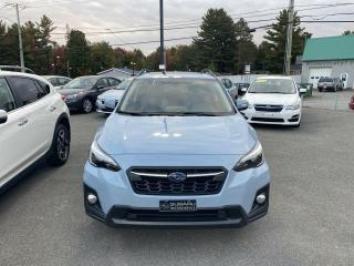 Used 2018 Subaru XV Crosstrek Subaru Crosstrek **Sport** CVT for sale in Victoriaville, QC