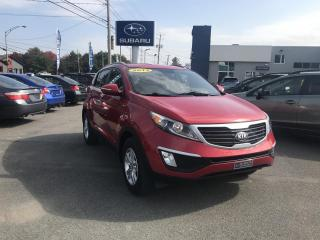 Used 2013 Kia Sportage KIA SporTraction intégrale 4 portes, I4 for sale in Victoriaville, QC