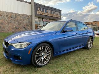 Used 2016 BMW 3 Series 328i xDrive for sale in North York, ON