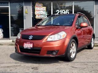 Used 2009 Suzuki SX4 Hatchback 5dr Hatchback Man JLX AWD for sale in Bowmanville, ON