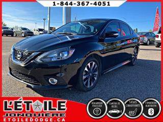 Used 2017 Nissan Sentra SR Turbo Automatque for sale in Jonquière, QC