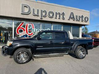 Used 2008 Toyota Tacoma Cabine double 4 RM V6, boîte automatique for sale in Alma, QC