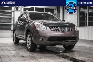 Used 2010 Nissan Rogue SL AWD chez Rimouski Hyundai for sale in Rimouski, QC