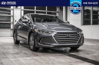 Used 2017 Hyundai Elantra GL chez Rimouski Hyundai for sale in Rimouski, QC