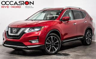 Used 2017 Nissan Rogue SL AWD NAVI+CUIR+TOIT.OUVRANT for sale in Boisbriand, QC