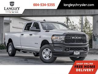 New 2020 RAM 3500 Tradesman for sale in Surrey, BC