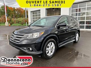 Used 2014 Honda CR-V EX-L AWD *GARANTIE 10 ANS / 200 000 KM* for sale in Donnacona, QC
