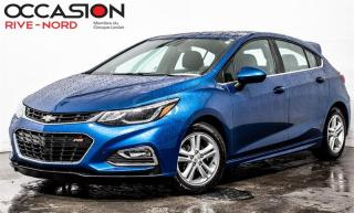 Used 2017 Chevrolet Cruze LT Turbo MAGS+BLUETOOTH+SIEGES.CHAUFFANTS for sale in Boisbriand, QC